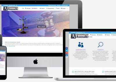 Assouiki.nl Webdesign