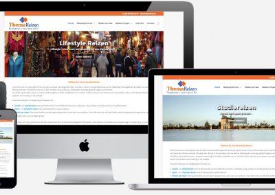 TSReizen.nl Webdesign